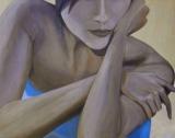 Blue Eyes - 80x100